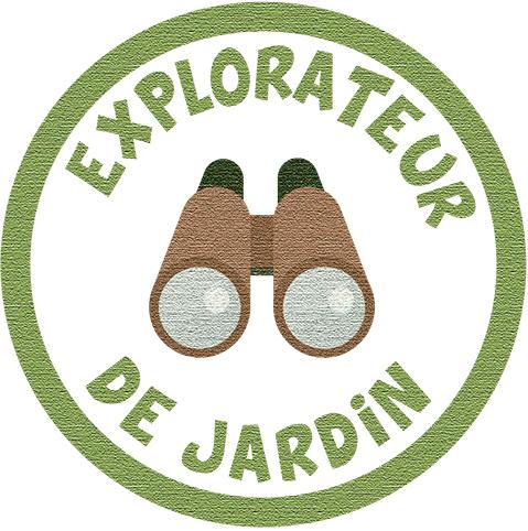 Explorateur de jardin